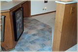 Floor Installation Example